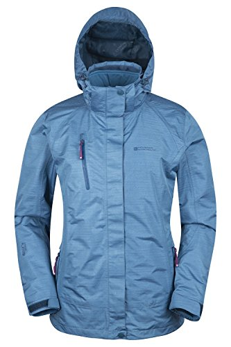 Mountain Warehouse Bracken Melange 3-in-1-Damenjacke
