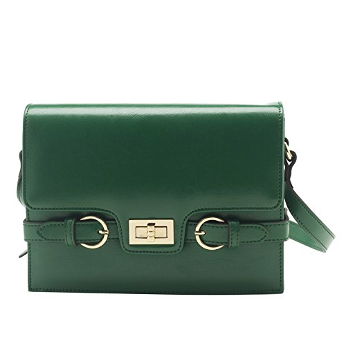 Eastide Belted Small Bag - Green