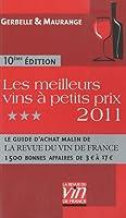 Les meilleurs vins à petits prix 2011