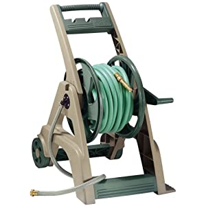 Ames True Temper ReelEasy Assembled Hose Reel Cart #2385575