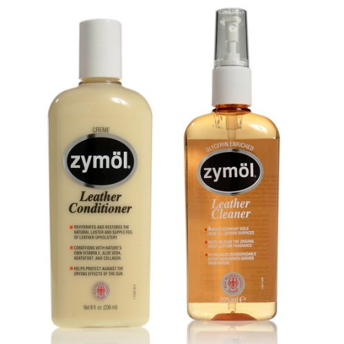 Zymol Complete Leather Cleaner & Conditioner Kit