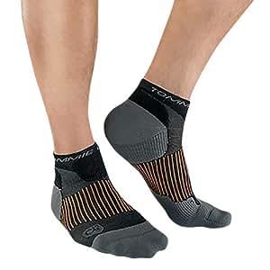 Amazon Com Tommie Copper Xl Black Men S Ankle