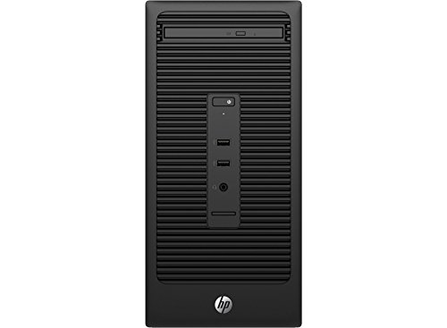 HP 280 G2 3.3GHz G4400 Microtorre Nero