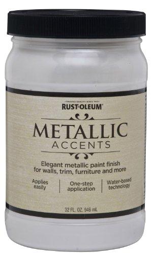 rust-oleum-metallic-accents-253611-decorative-32-ounce-quart-water-based-one-part-metallic-finish-pa