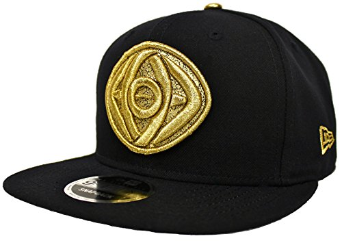 Doctor Strange 3D Eye of Agamotto Snapback Hat