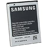 Samsung SGH-i937 Focus S Standard 1650mAh Lithium Ion Battery, EB524759VABSTD - Non Retail Packaging - Black