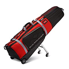 New Sun Mountain Golf 2014 ClubGlider Meridian Travel Bag by Sun Mountain