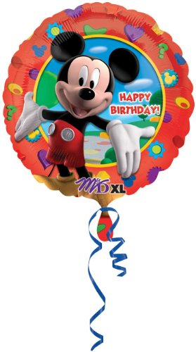 "Mickey's Clubhouse 18"" Foil Balloon"