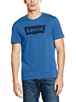 Levi's Camiseta Manga Corta Graphic Tee (Azul)