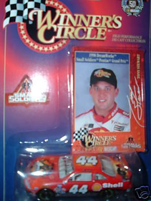 1998 Pontiac Grand Prix Tony Stewart #44 Small Soldiers Dreamworks Shell 1/64 Scale Winners Circle NASCAR 50th Anniversary Edition