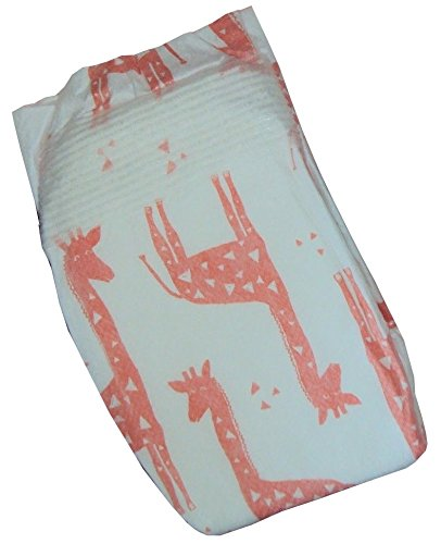 The Honest Company Diapers Size 1 - S - Giraffe