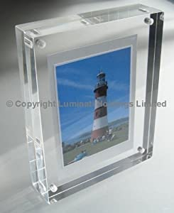Magnetic Acrylic Photo Frame A6