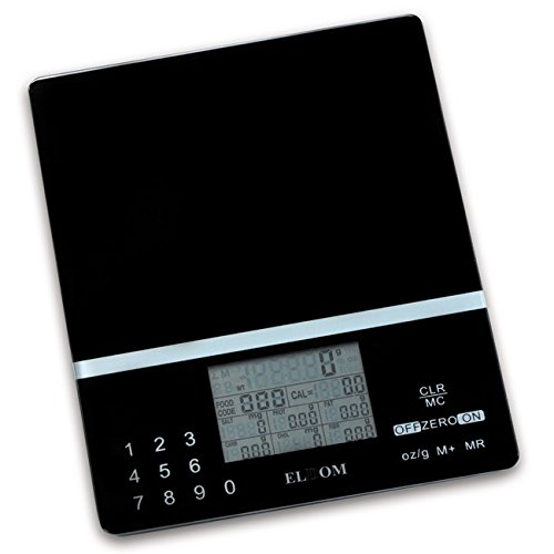 Cuisine Electronique Numerique Balance ELDOM DWK200