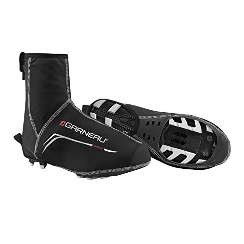Louis Garneau Bimax Shoe Covers Black, L