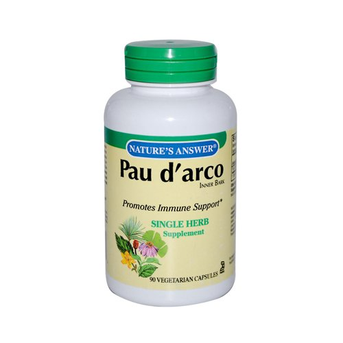 Nature'S Answer Pau D'Arco Inner Bark 90 Capsules