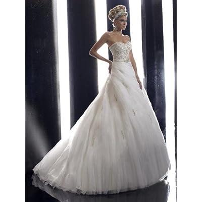 Flare Bridal Wedding Gown