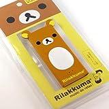 リラックマiPod nano 第4世代専用シリコンカバー リラックマ CS61901