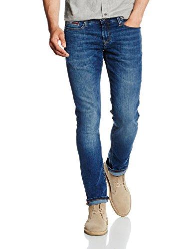Tommy Hilfiger SIDNEY, Jeans da Uomo, Blu (Sea Breeze Indigo Comfort 911), W33/L34