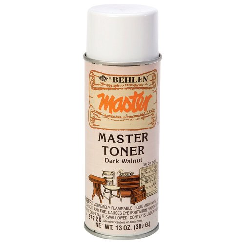 13 oz. Master Dye Toner, Dark Walnut