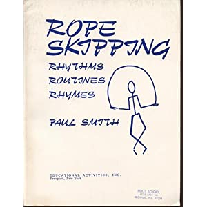 Schoolyard Rhymes: Kids' Own Rhymes for Rope Skipping, Hand