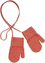 Anais and I Baby Girls\' Mittens (Toddler/Kid) - Coral - Small