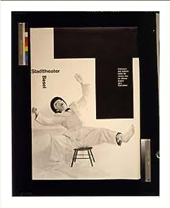 Historic Print (L): Stadttheater Basel Während der Saison 1960/61 finden Sie an dieser Stelle den Spiel