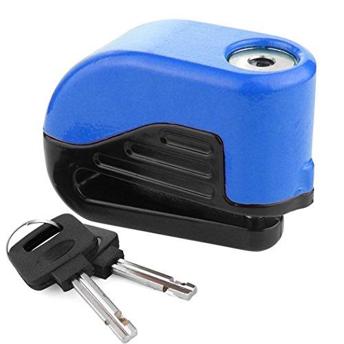 Anti Thief Sound Security Alarm Electron Disc Brake Lockfor Motorcycle Motorbike Safety Sport Racing Bike