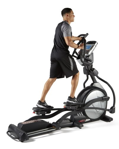 Sole Fitness E35 Elliptical Machine (New 2013 Model)