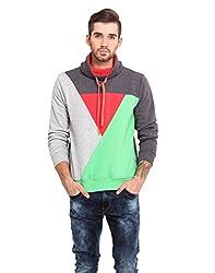 Western Vivid Multi Coloured Sweatshirt Large