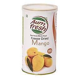 Aum Fresh Freeze Dried Mango - 100% Pure & Natural, 25 gm