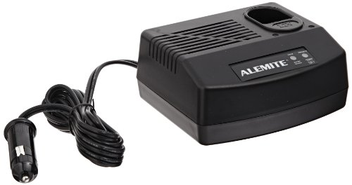 Alemite 339997 12 Volt One Hour Mobile Battery Charger for Vehicles, Use with 575-A, 575-B Grease Guns