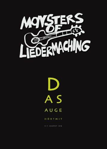 Monsters of Liedermaching - Das Auge hört mit/Die Konzert DVD [Edizione: Germania]
