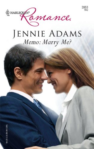 Image of Memo: Marry Me?