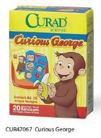 CUR47067 Bandage Curad Wound St Assorted Sizes