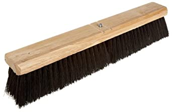 Magnolia Brush 2618-A 18-Inch Black Horse Hair Line Floor Brush, (Carton of 12)
