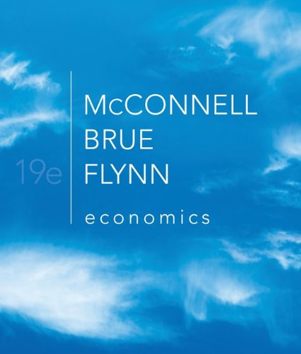 Economics Principles Problems And Policies 19th Edition