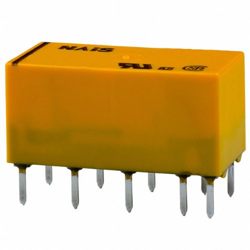 Set Of 1 Piece Ds2E-S-Dc5 Or Ds2E-S-5Vdc Or Ds2E-S-5V, Relay Dpdt 2A 5V Pc Mnt