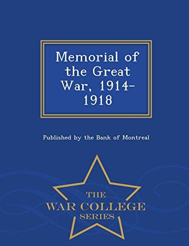 memorial-of-the-great-war-1914-1918-war-college-series
