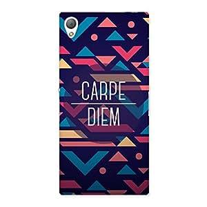 Ajay Enterprises Carpeso Back Case Cover for Sony Xperia Z3