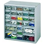Stack-On DS-27 27 Drawer Storage Cabi...