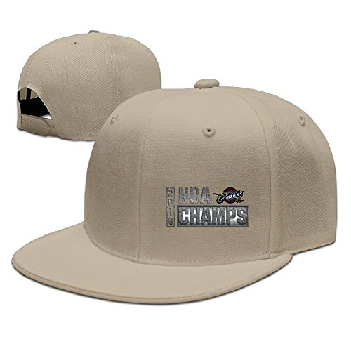 Runy 2016 Champs Cleveland Adjustable Baseball Hat & Cap Natural (Air Lebron Slide compare prices)