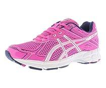 ASICS GT-1000 2 GS PR Running Shoe (Little Kid/Big Kid),Hot Pink/White/Blue Depths,3 M US Little Kid