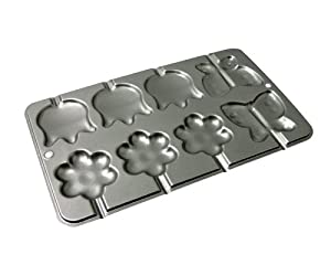 G&S Design 9.2-by-15.4-Inch Lollipop Cookie Pan