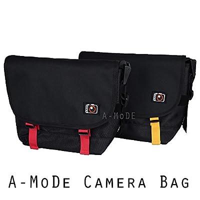 Camo black Nylon Shoulder messenger camera bag DSLR slr camera Nylon shoulder bag SC03