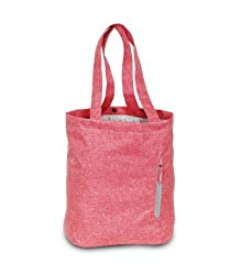 Everest Laptop and Tablet Tote Bag, Coral, One Size