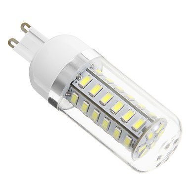 Rayshop - G9 6W 42X5730Smd 420Lm 6000K Cool White Light Led Bi-Pin Light(Ac 220-240V)