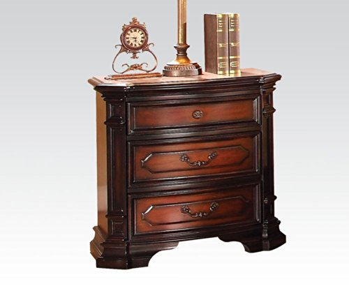 Two Tone Nightstand front-694918
