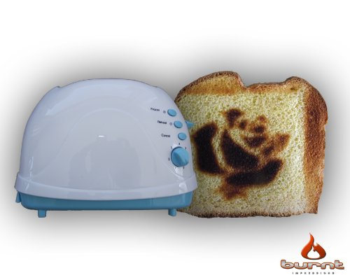 The Rose Toaster (Powder) front-502521
