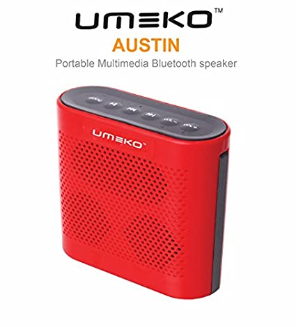UMEKO Austin Portable Bluetooth Speaker
