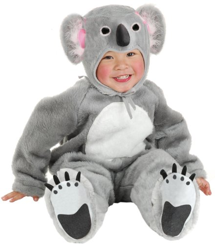 Charades Little Koala Bear Baby Costume